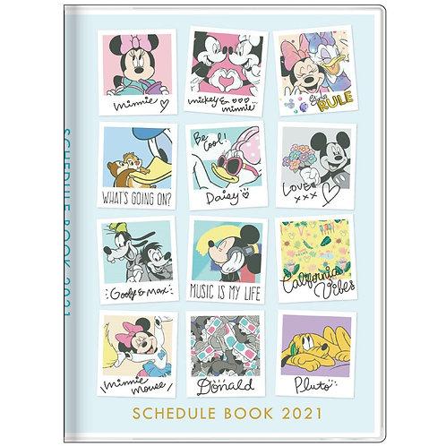 (預訂20日)B6 Schedule_Mickey & Friends