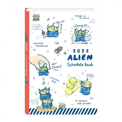 (預訂20天)B6 Schedule(台灣假期)_Aliens 三眼仔