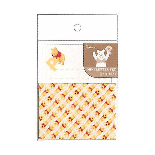 迷你信封信紙(Pooh)