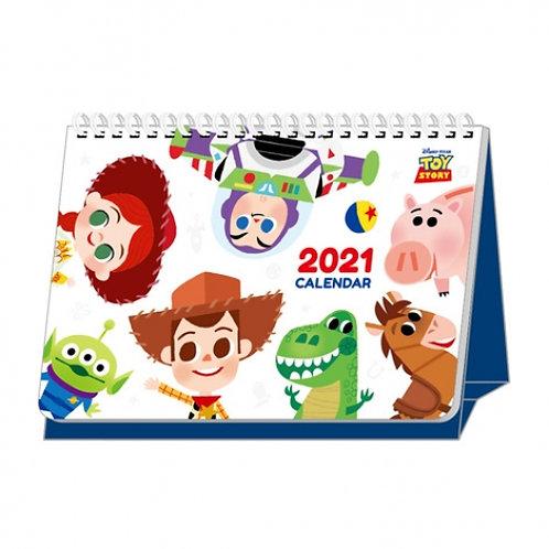 (預訂20日)座枱月曆_Toy Story