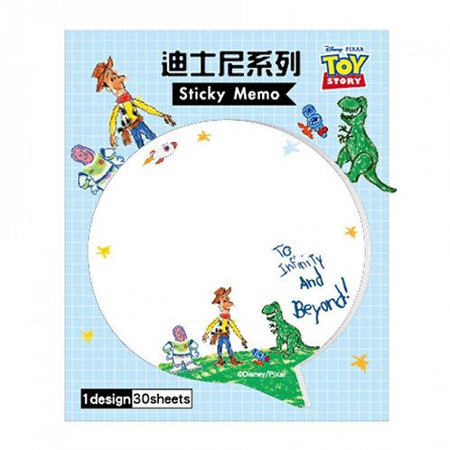 Sticky Memo_Toystory 反斗奇兵