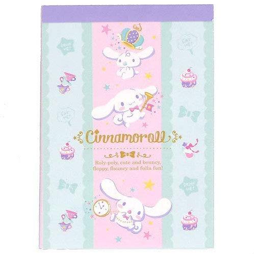 Mini Memo(厚)_Cinnamoroll 玉桂狗