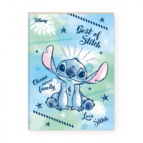 B5 Notebook_Stitch 史迪仔
