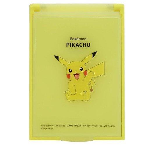 隨身鏡_Pikachu 比卡超