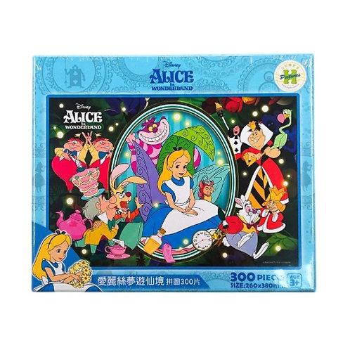 300塊Puzzle_Alice 愛麗絲