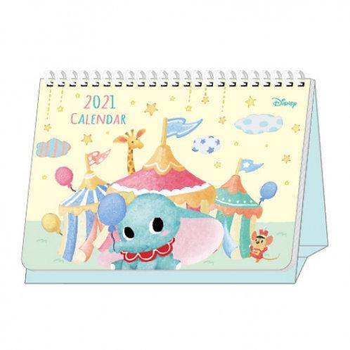 (預訂20日)座枱月曆_Dumbo