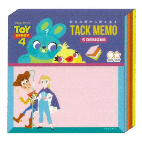 方形Sticky Memo_Toystory 反斗奇兵