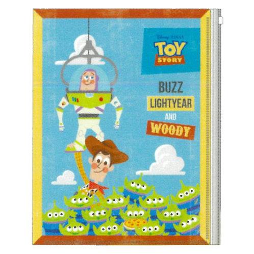 6層File連Zip袋_Toystory 反斗奇兵