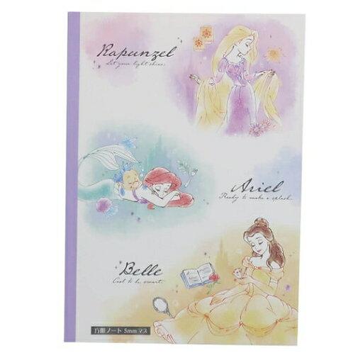 B5 Notebook_Princess 公主