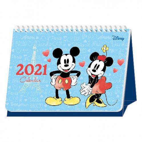 (預訂20日)座枱月曆_Mickey