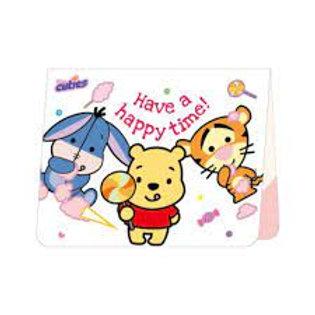 Mini Card_Pooh 小熊維尼