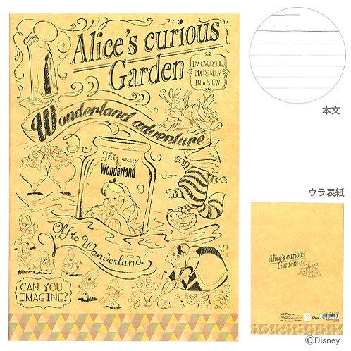 A5 Notebook_Alice 愛麗絲