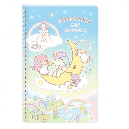 (預訂20天)40K Schedule(台灣假期)_Little Twin Stars
