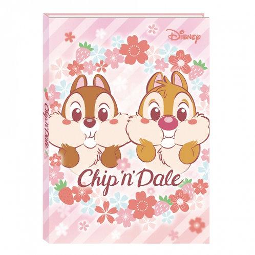 {預訂15天}書型便條紙_Chip&Dale