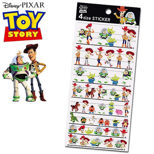 貼紙_Toystory 反斗奇兵