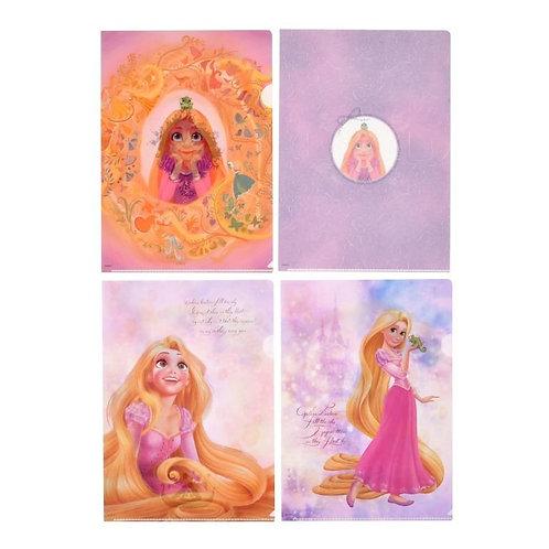 A4 File Set_Rapunzel 長髮公主