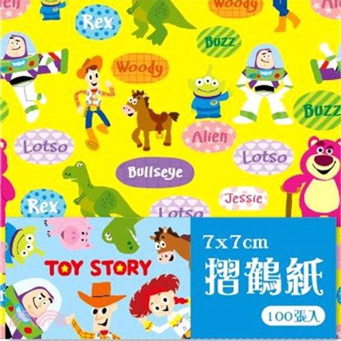 7cm摺紙_Toystory 反斗奇兵