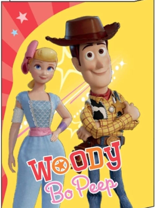 Memo(有痴力)_Woody 胡迪 Bopeep 寶貝
