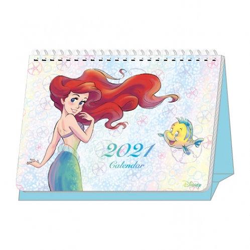 (預訂20日)座枱月曆_Ariel