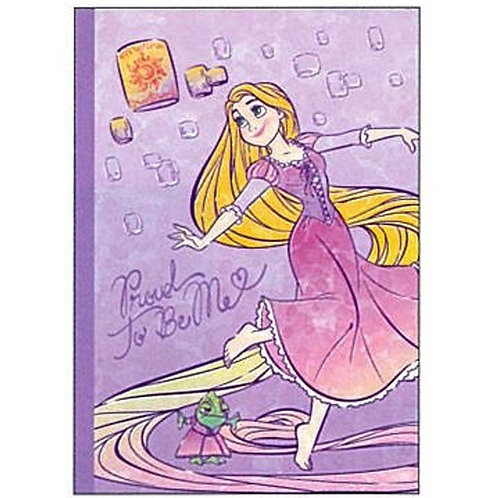 B5 Notebook_Rapunzel 長髮公主