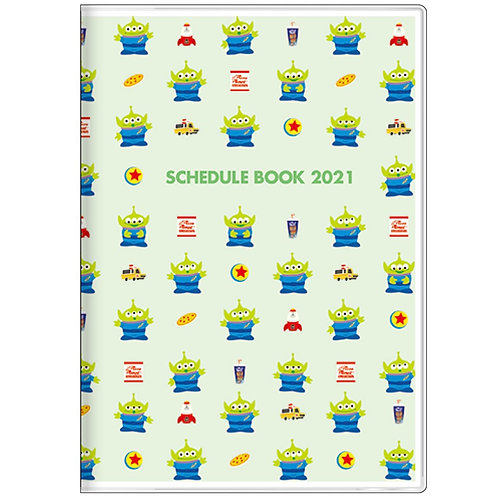 (預訂20日)B6 Schedule_Aliens