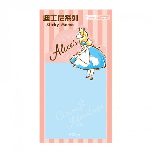 Sticky Memo_Alice 愛麗絲