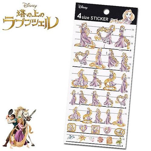 貼紙_Rapunzel 長髮公主