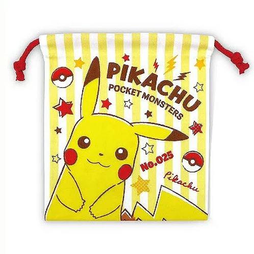 索袋_Pikachu 比卡超