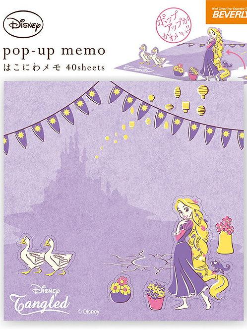 PopUp Memo_Rapunzel