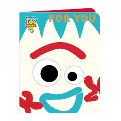 Mini Card_Forky 小叉