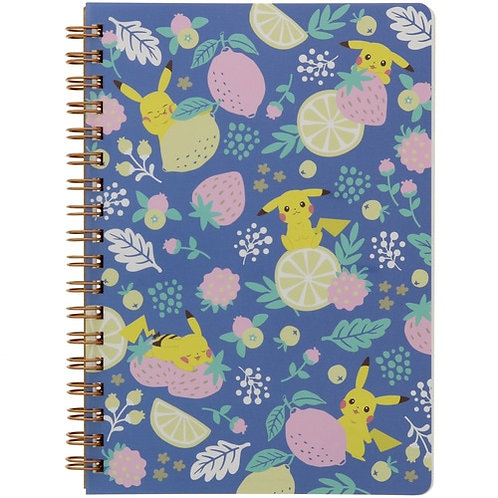 B6 Notebook_Pikachu 比卡超