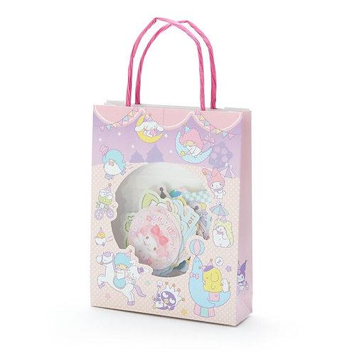 紙袋貼紙_Sanrio