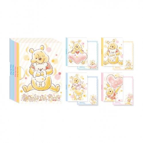 Mini Notebook Set_Pooh 小熊維尼