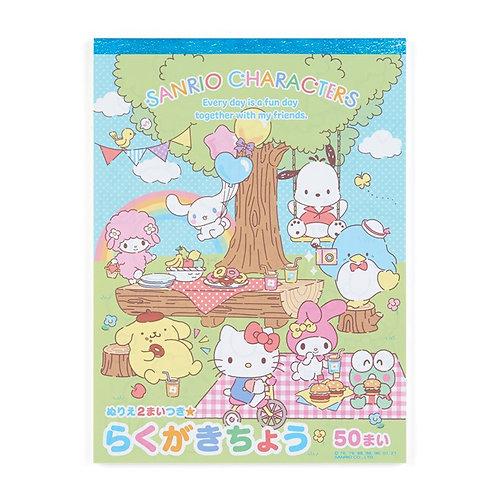 畫簿_Sanrio
