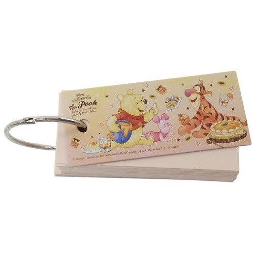 Q Card Memo_Pooh 小熊維尼