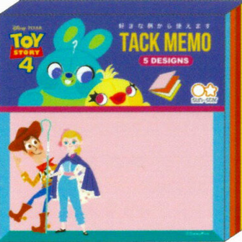 Tack Memo_Toystory 反斗奇兵