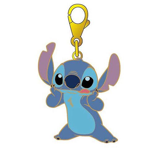 金屬鎖匙扣_Stitch 史迪仔