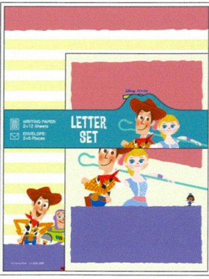 信封信紙_Toy Story 4
