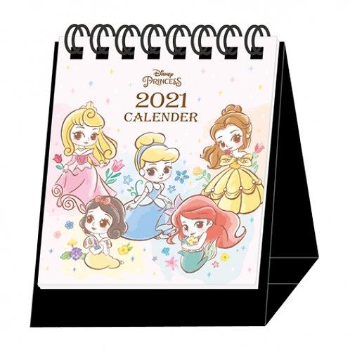 (預訂20日)迷你座枱月曆_Princess