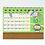 Thumbnail: (預訂20日)迷你座枱月曆_Tabo