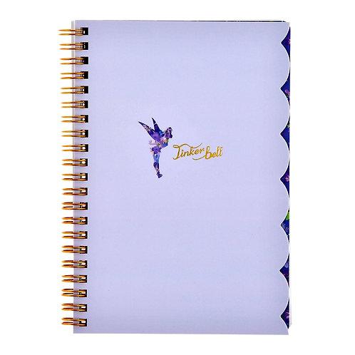 B6 Notebook_Tinkerbell