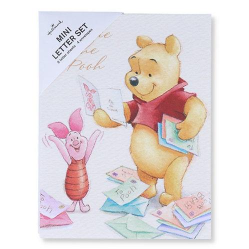 迷你信封信紙_Pooh 小熊維尼