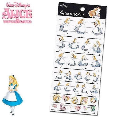 貼紙_Alice 愛麗絲