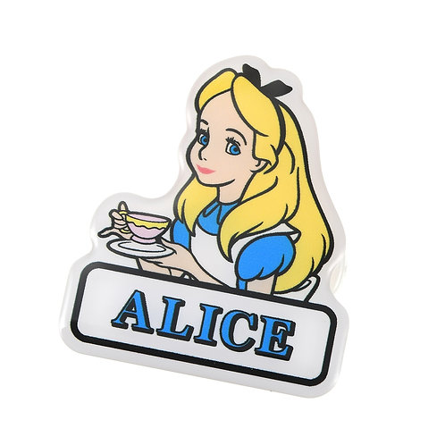 扣針/夾_Alice 愛麗絲