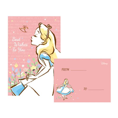信封信紙Set_Alice 愛麗絲