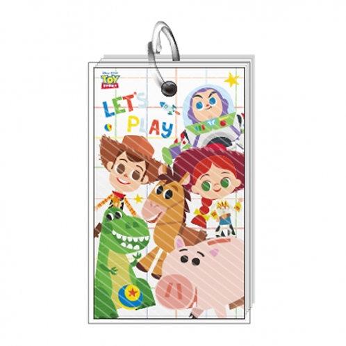 Q Card Memo_Toystory 反斗奇兵