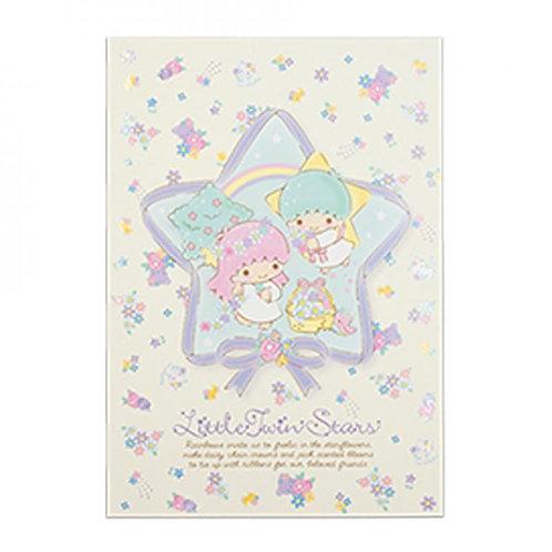 A5自訂Schedule_Little Twin Stars