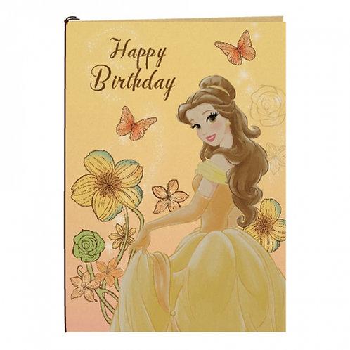 生日卡_Belle 貝兒