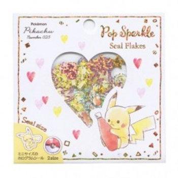 貼紙包_Pikachu 比卡超