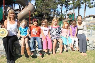 Join the Family Community at Miss Linnie's Sunflower Preschool in Capistrano Beach or San Juan Capistrano